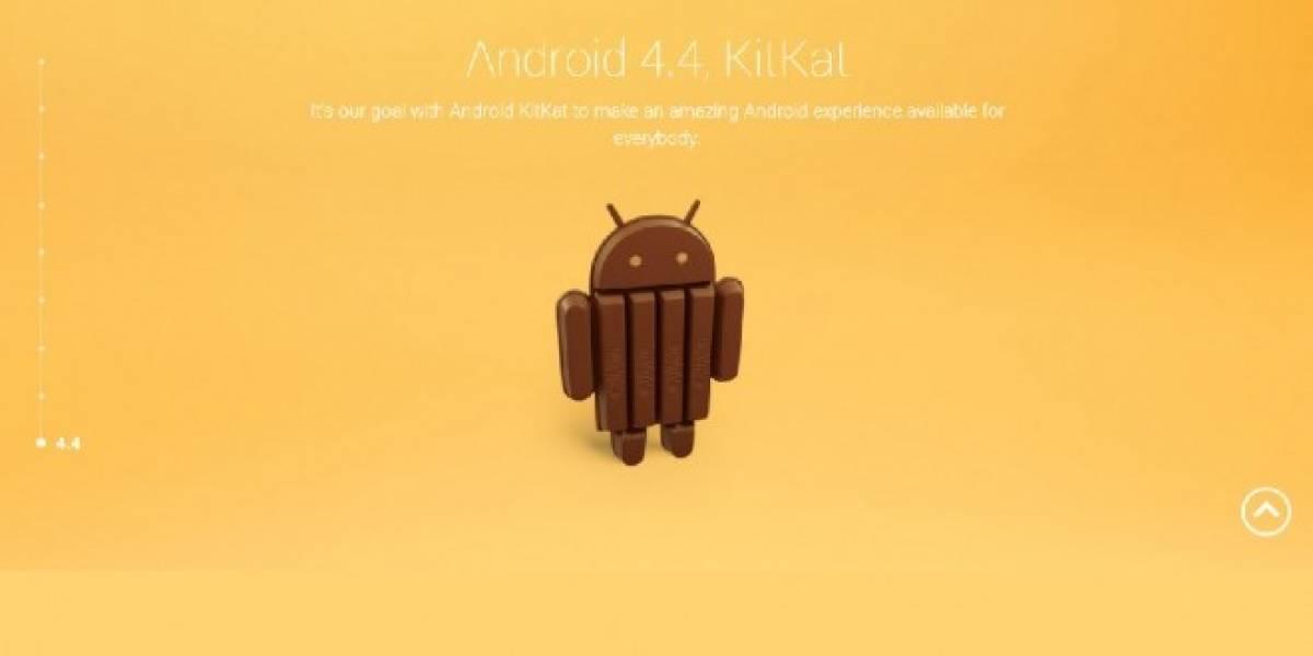 Android 4.4 KitKat, ¿el nuevo sabor del OS móvil de Google?