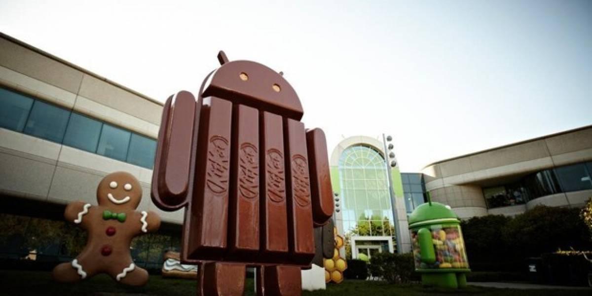 ¿Acaso Android 4.4 KitKat podría ser presentado el 14 de octubre?