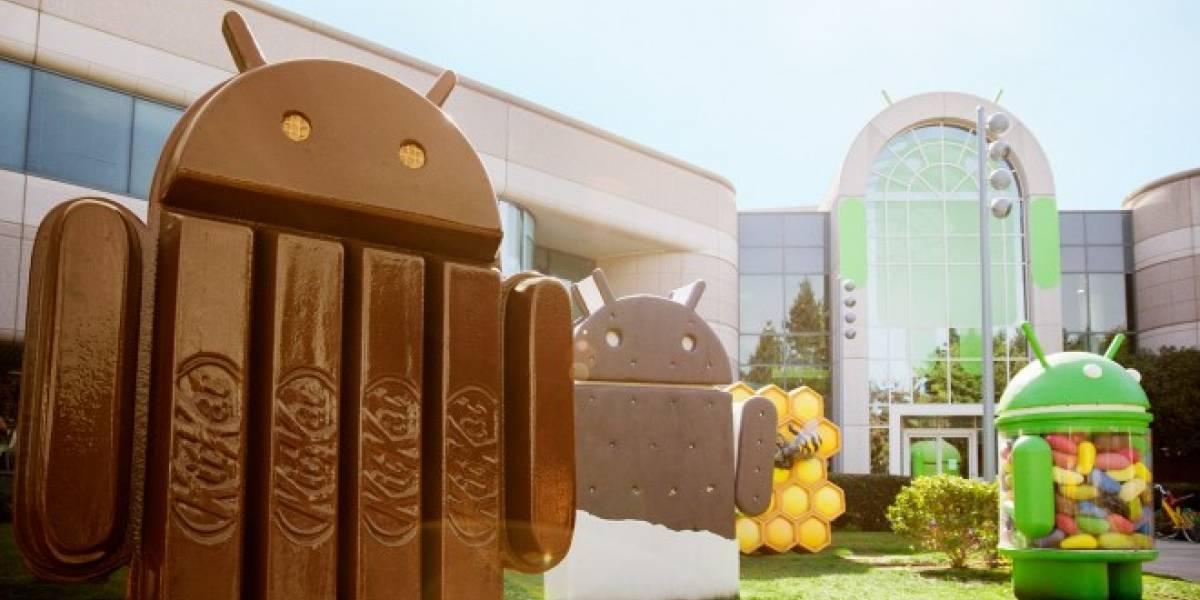 Google lanza Android 4.4 KitKat