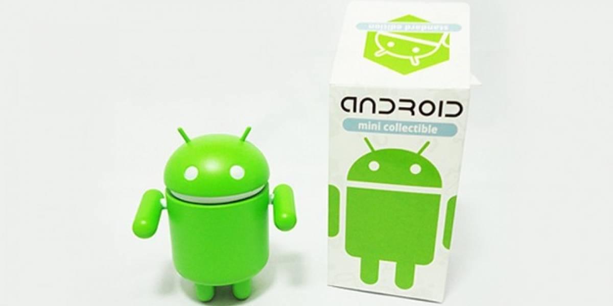 Android sigue consolidándose como el sistema operativo móvil dominante