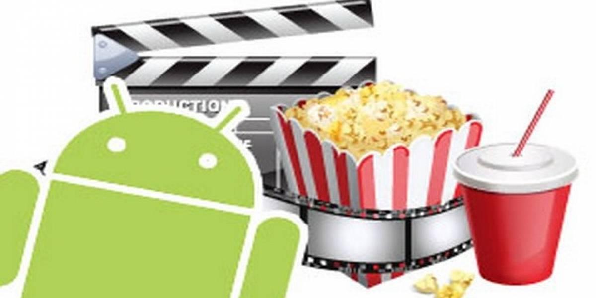 Juegos y cine en Android
