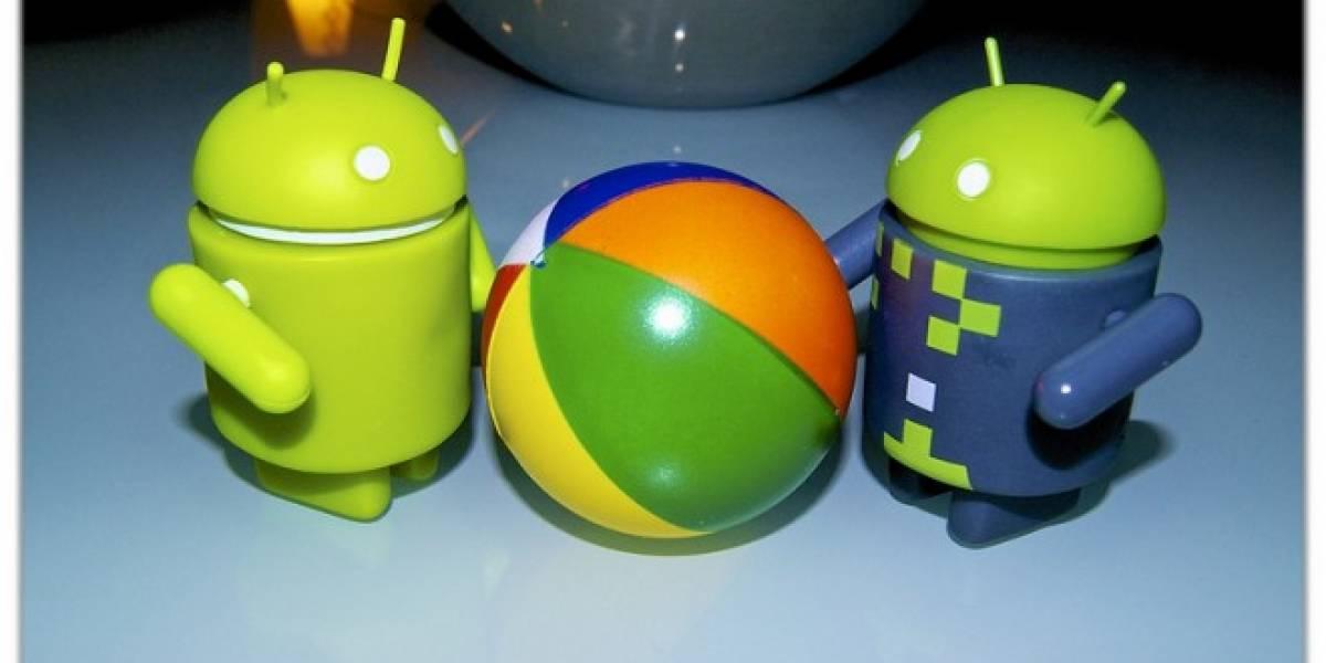Andy Rubin deja de estar a cargo de Android, Sundar Pichai asume el puesto
