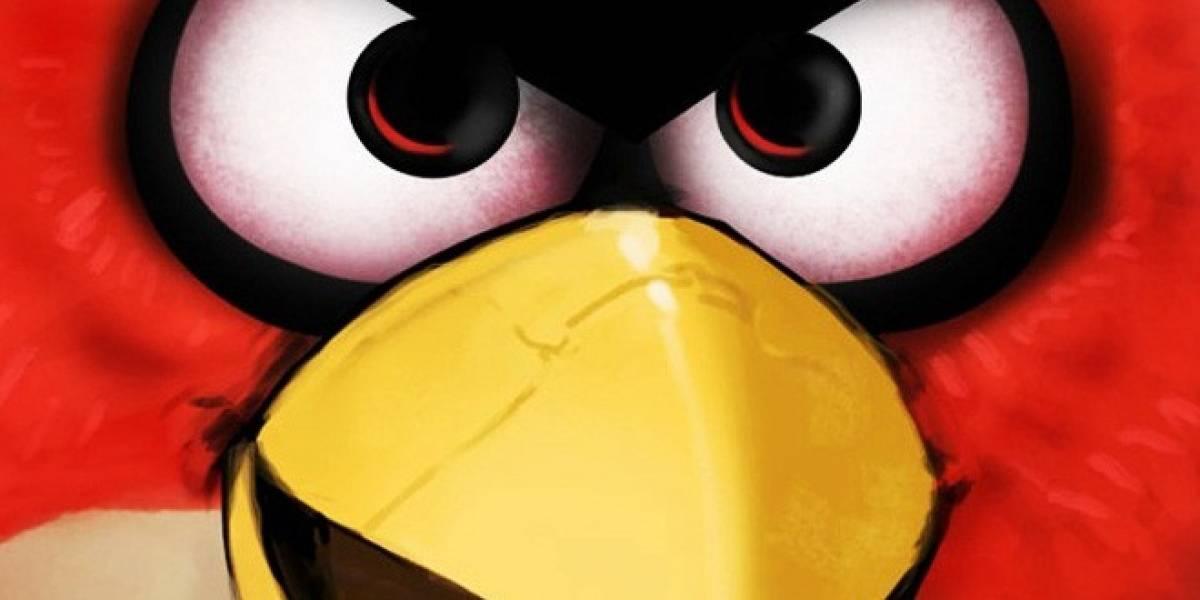 E3 2012: Es oficial, Angry Birds invadirá las consolas