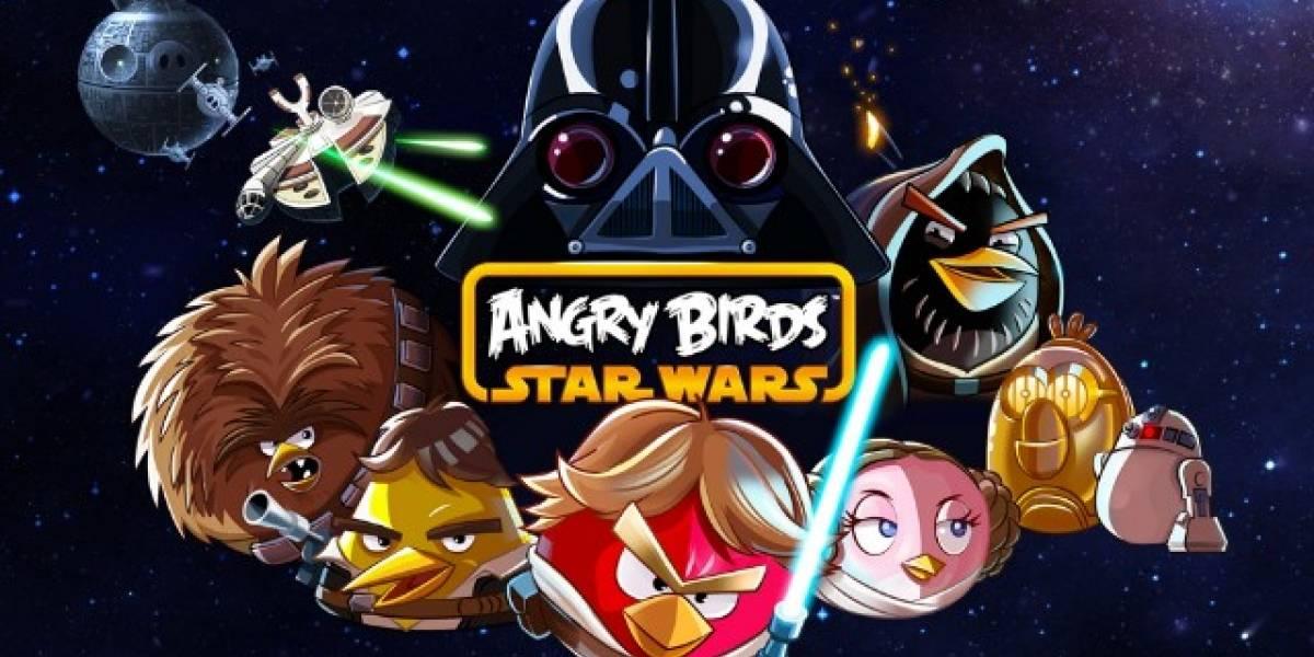 Llega el primer tráiler con jugabilidad de Angry Birds Star Wars