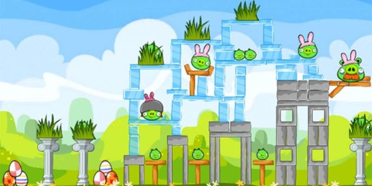 Futurología: Rovio prepara nuevo Angry Birds