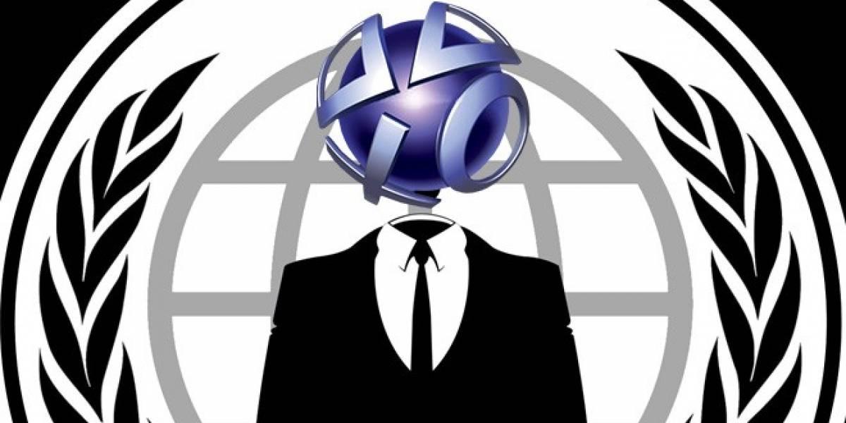 Anonymous hackea PlayStation Network, millones de cuentas en riesgo [Actualizado]