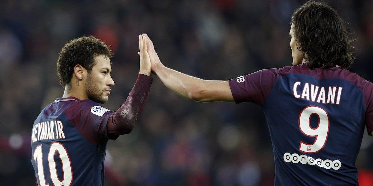 ¡Superó a Ibra! Cavani se convirtió en el máximo goleador histórico del PSG