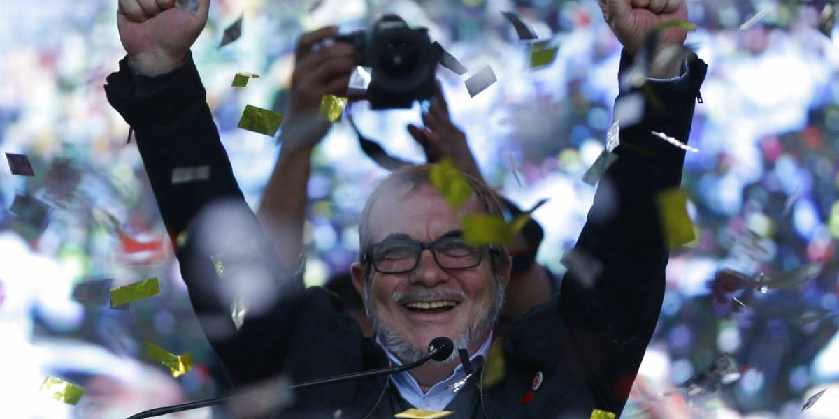 De guerrillero a candidato: Timochenko va por las presidenciales en Colombia