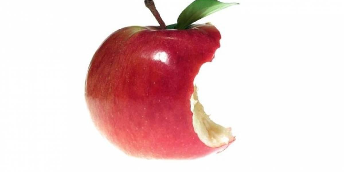 Comerciante de manzanas se harta de Apple y cambia de nombre