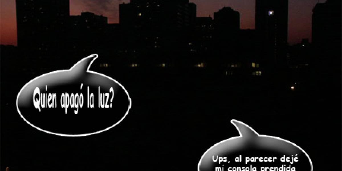 La PS3 te puede dejar a oscuritas, y pobre