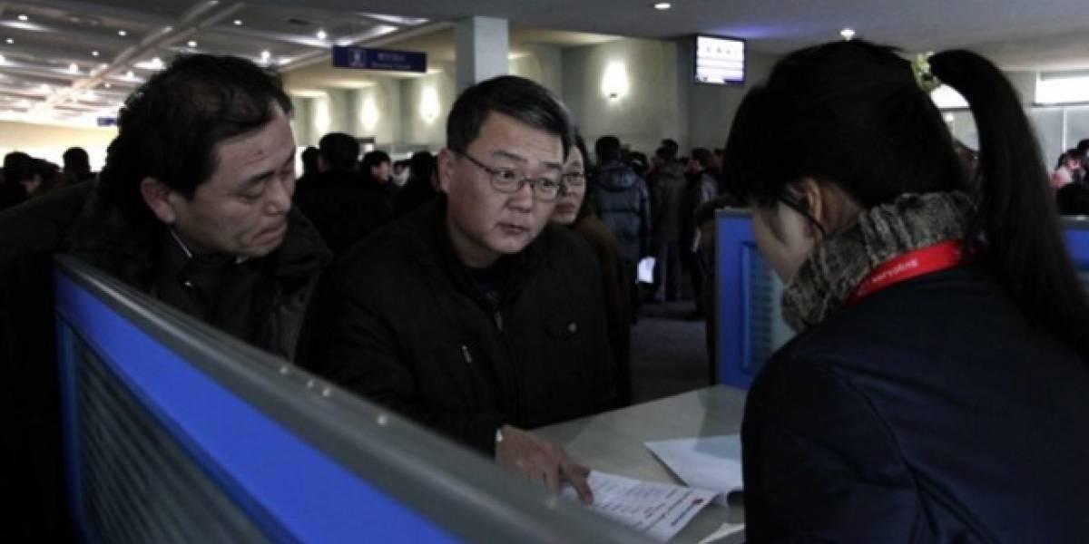 Corea del Norte bloquea 3G para turistas