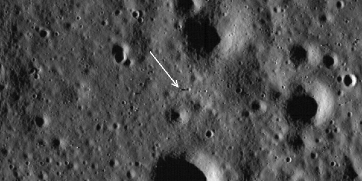 Imperdible: Imágenes de las naves Apollo en la Luna tomadas por la sonda LRO