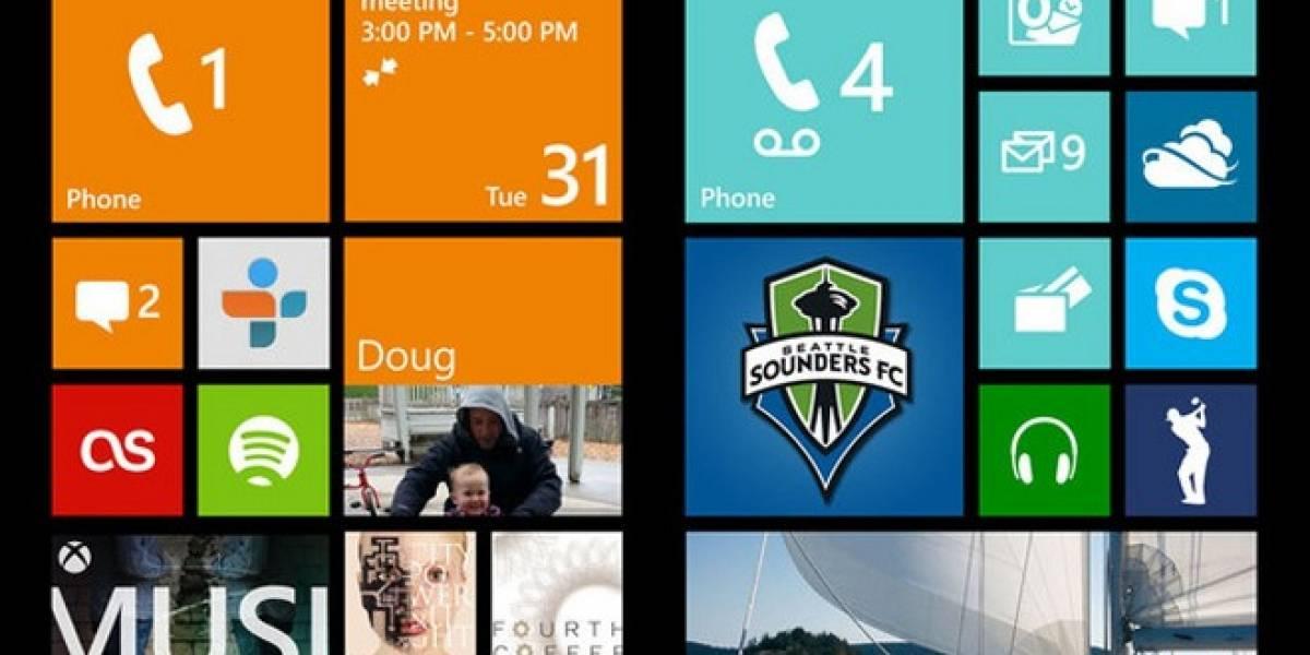 Envíos de aplicaciones para Windows Phone 8 suben como la espuma