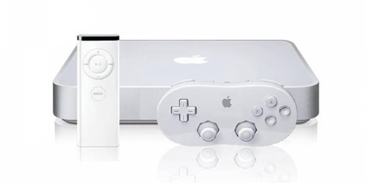 Apple quiere hacer consolas, juegos, iGame... lo que sea.