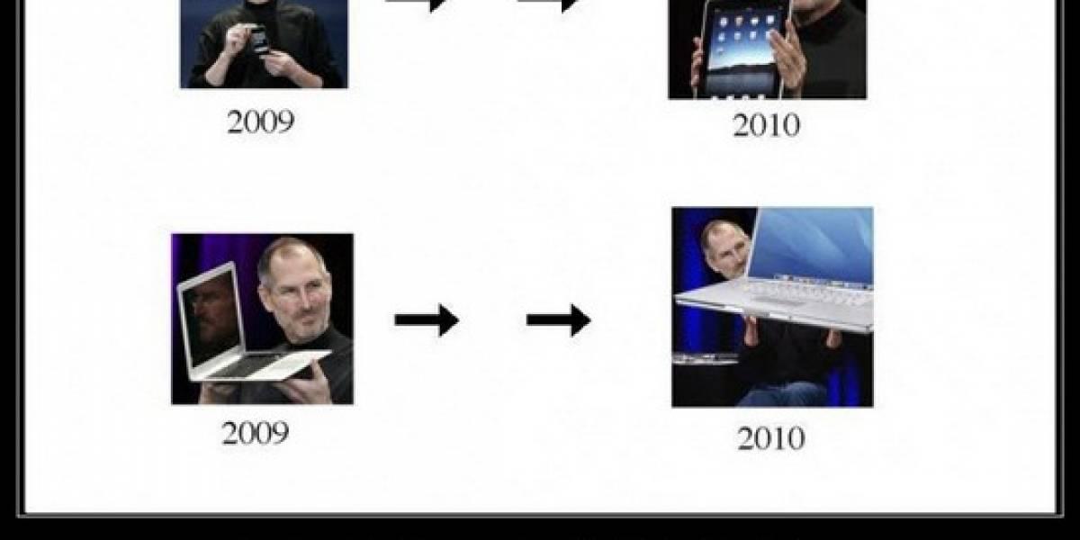 Rumor: Apple está trabajando en otro tablet