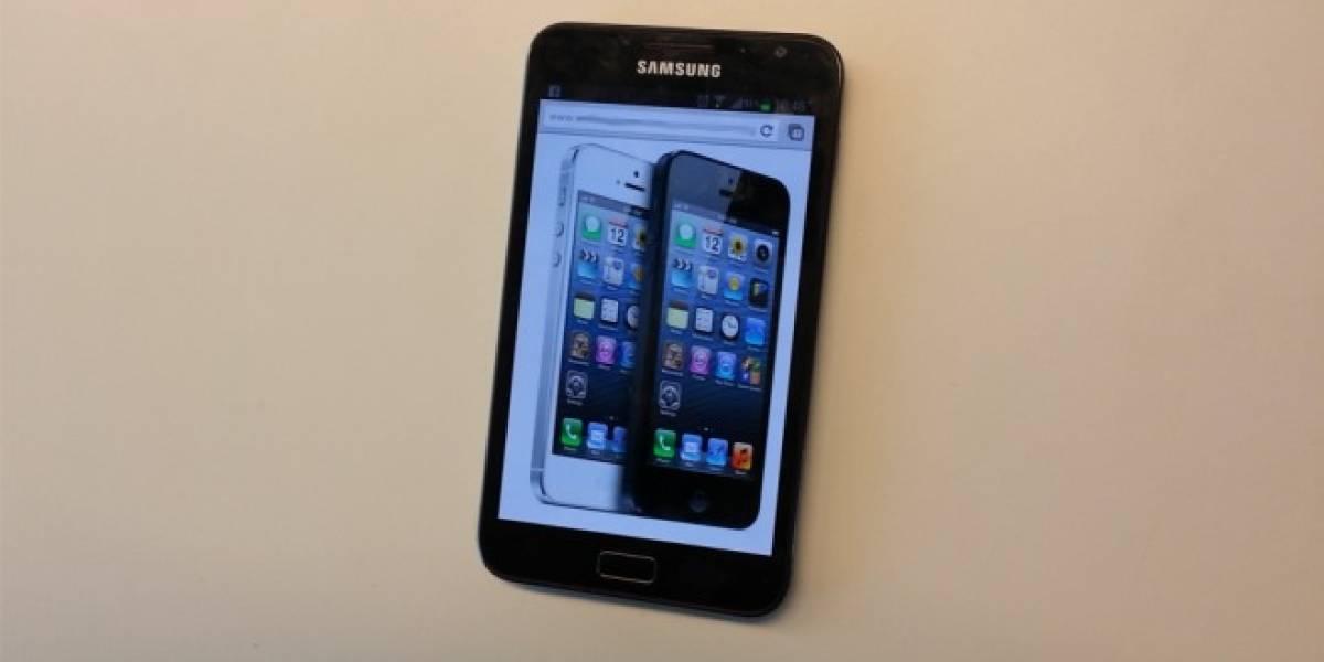Estudio asegura que usuarios de Apple y de Samsung no son muy diferentes