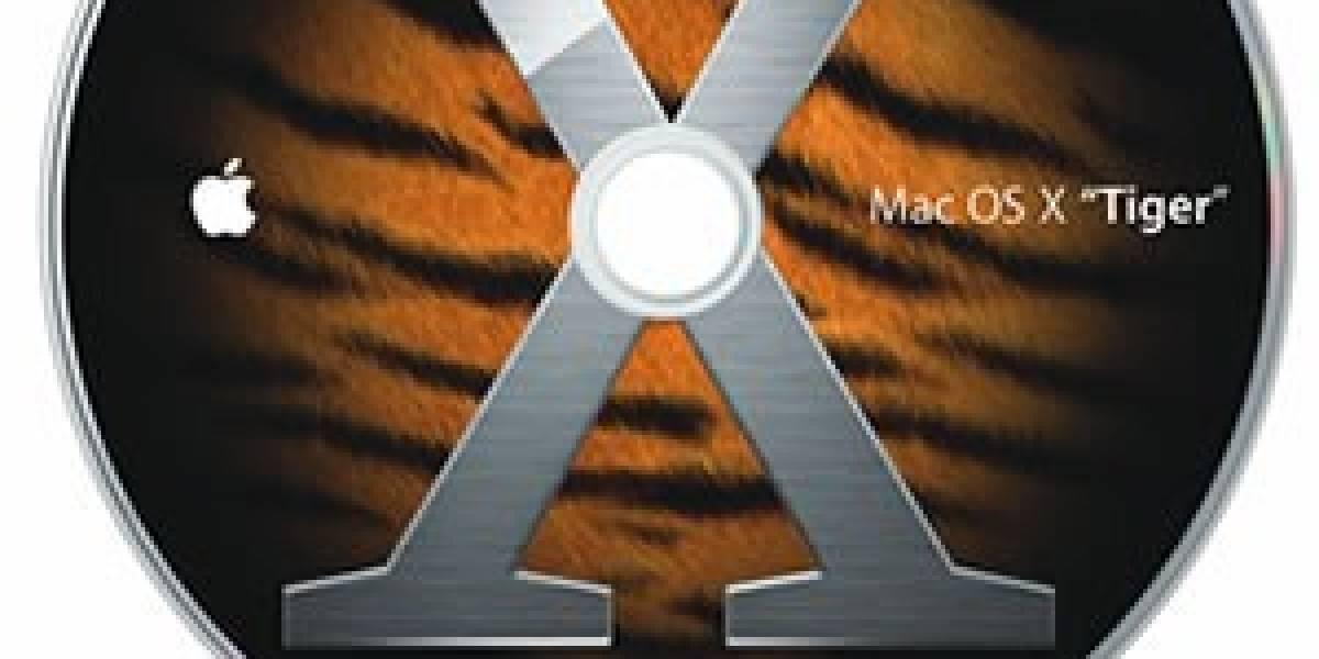 Apple deja de dar soporte a Mac OS X Tiger