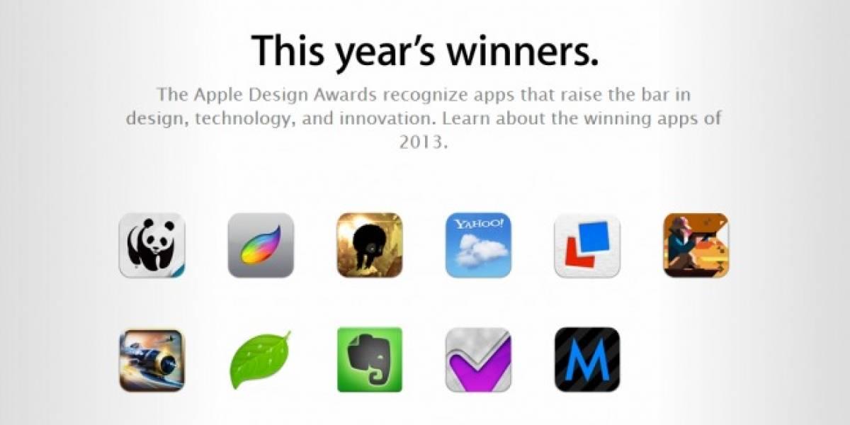 Las 11 aplicaciones mejor diseñadas para iOS, según Apple #WWDC2013