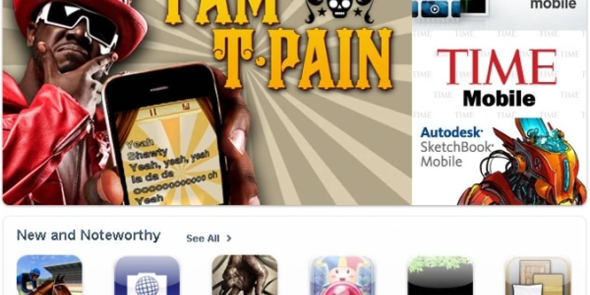 Apple celebra 2.000 millones de descargas desde la App Store