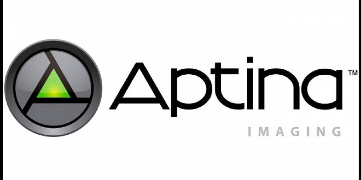 MWC13: Aptina presenta sus sensores de 13 megapíxeles y con video en 4K UHD