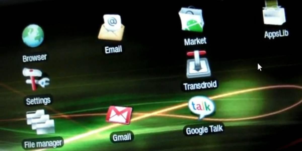 Hackean el Archos 5 para correr más aplicaciones de Google
