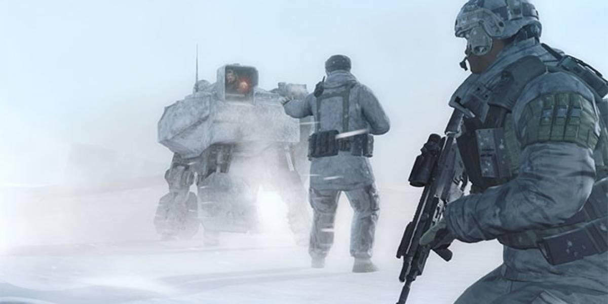 Ghost Recon: Future Soldier estrena hoy un nuevo DLC
