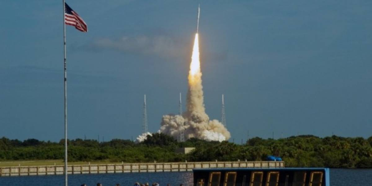 Video: Lanzamiento del Ares I-X, la evolución de los transbordadores