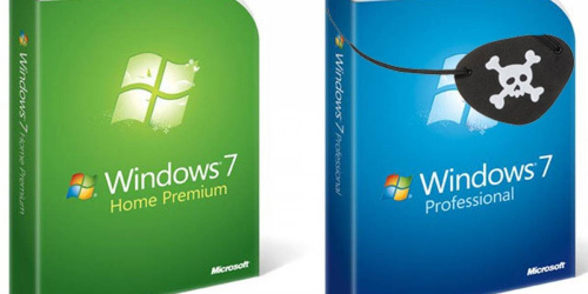 Actualización de Windows 7 determinará si tu copia es original o pirata