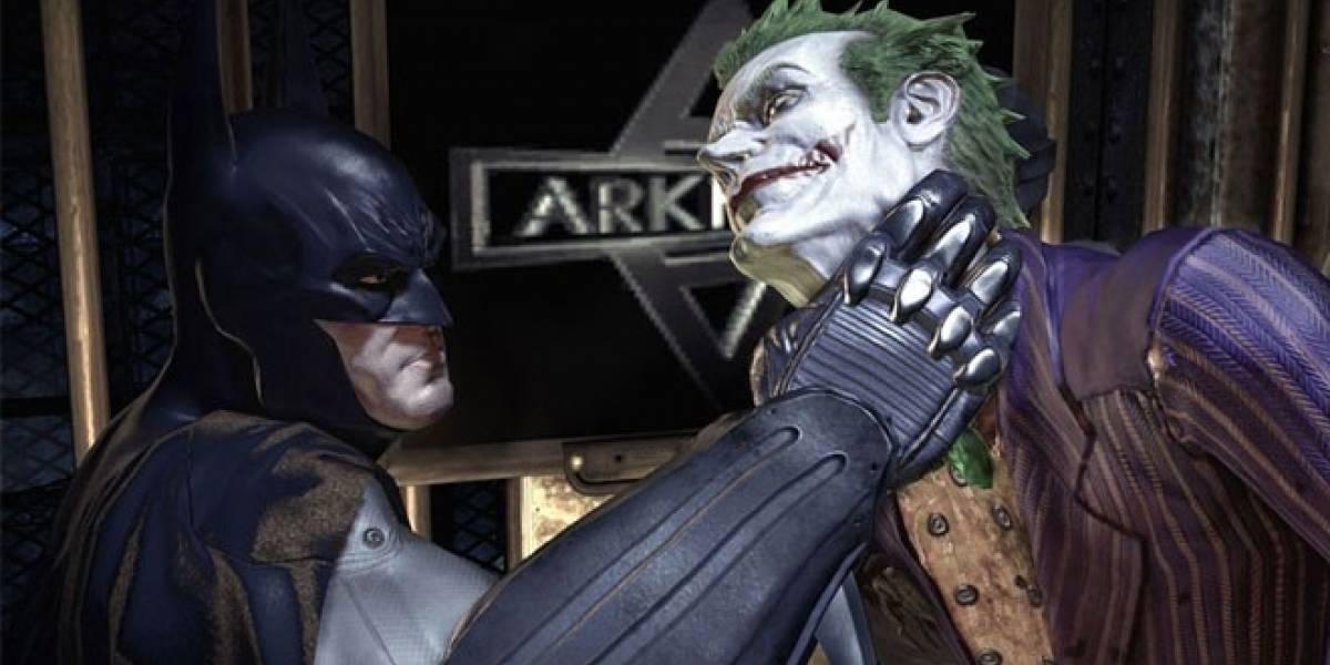 Usuarios reportan problemas para activar Batman: Arkham Asylum en Steam