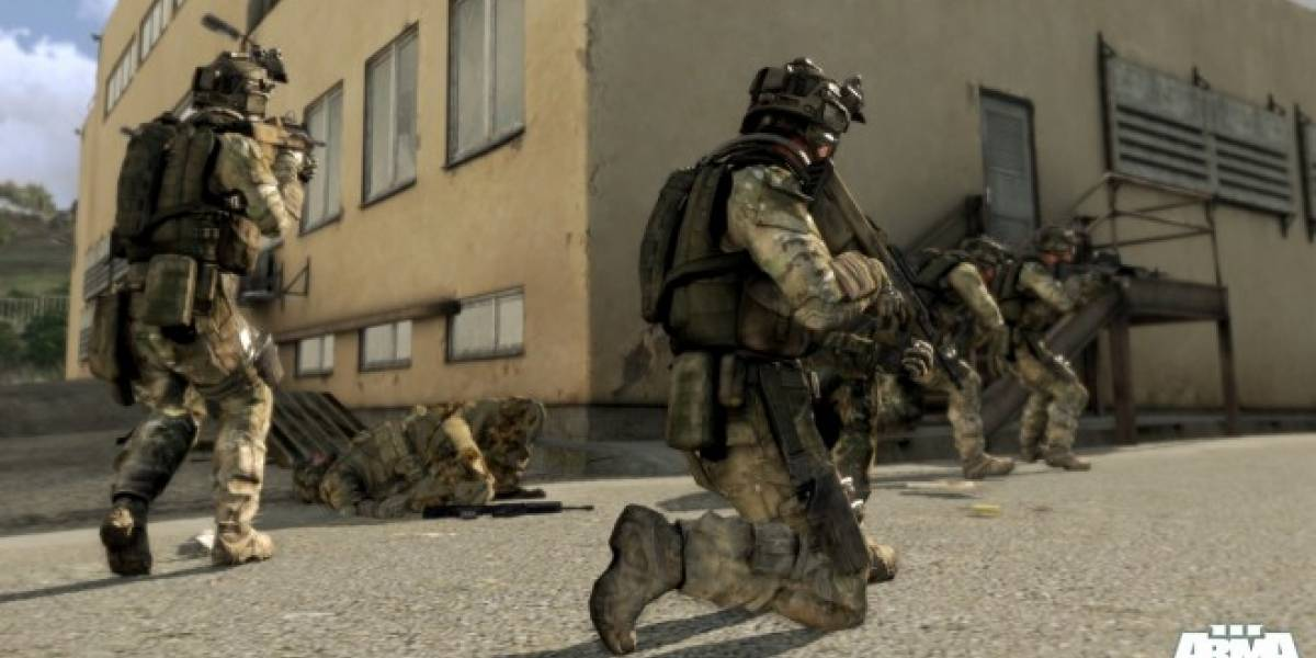 E3 2012: ArmA 3 revela sus requerimientos mínimos, no funcionará en Windows XP