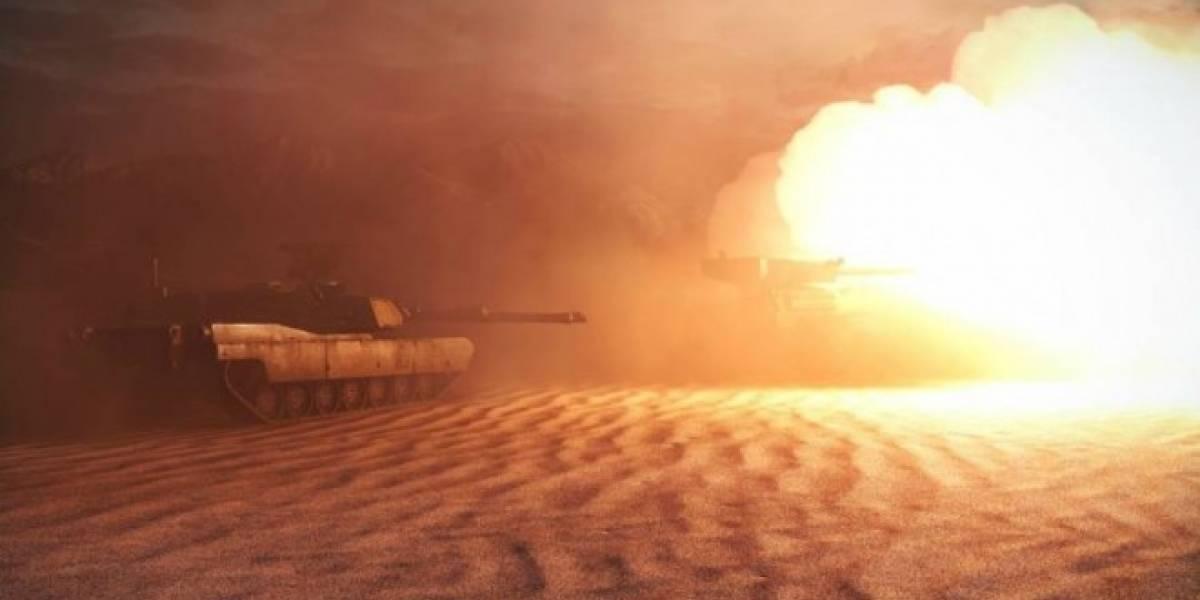 Armored Kill tiene nuevo trailer con muchos vehículos