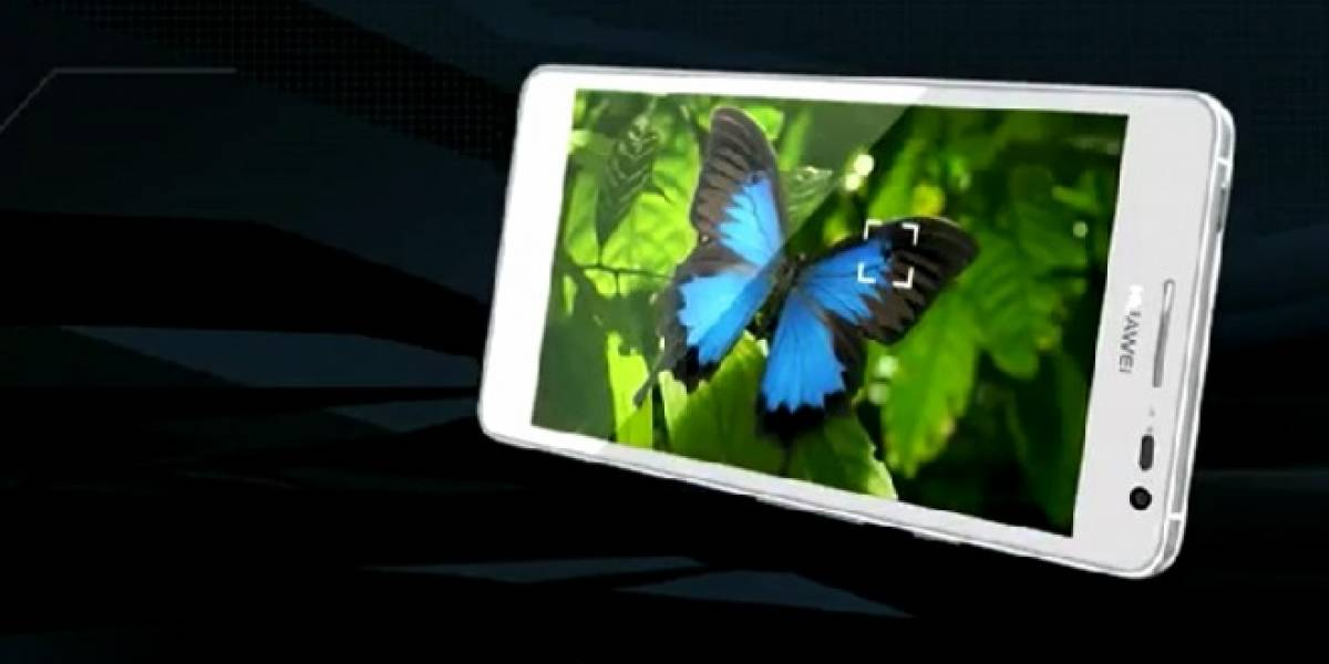 CES 2012: El video oficial del Huawei Ascend D2, un buen resumen de su apuesta en gama alta