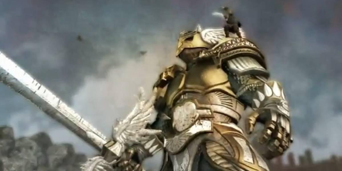 E3 2012: Peleas gigantescas en Ascend: New Gods para XBLA