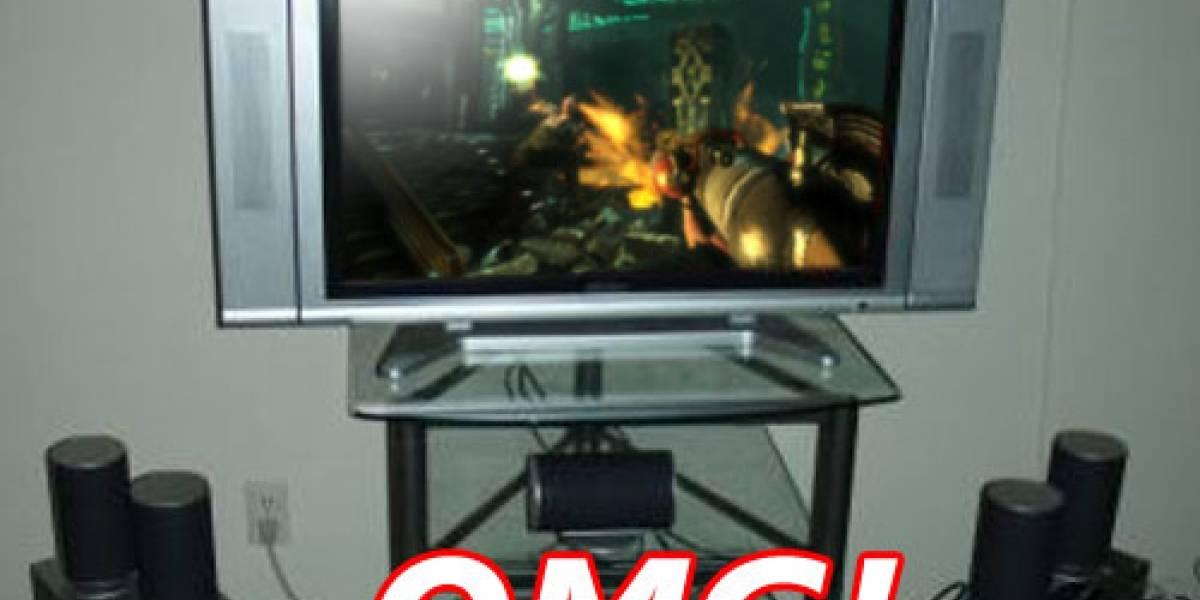 Super Rumor: Bioshock saldría en la PS3 este Septiembre... es broma cierto?