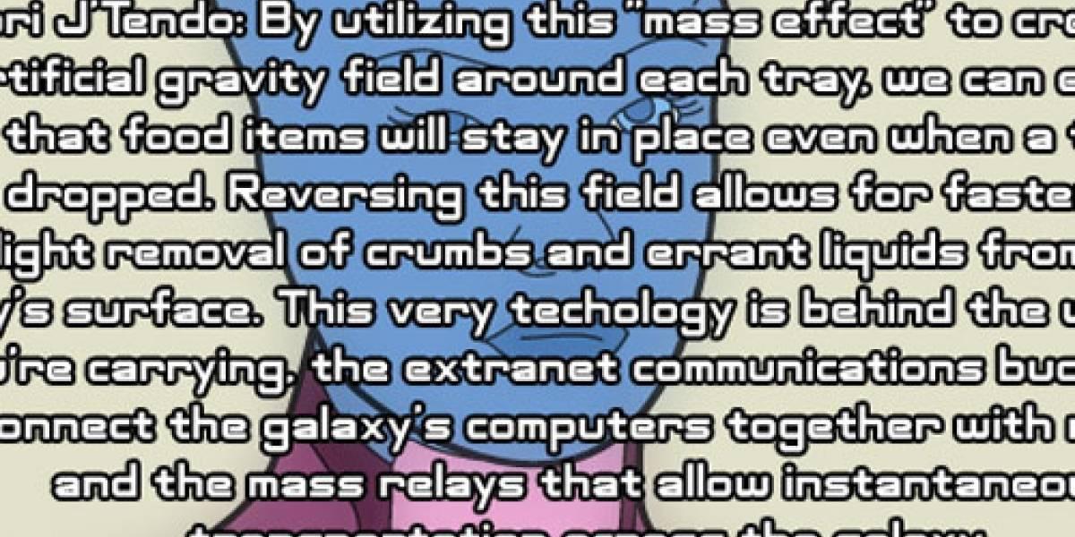 Mass Effect se viene para PC, sexo con aliens incluído.
