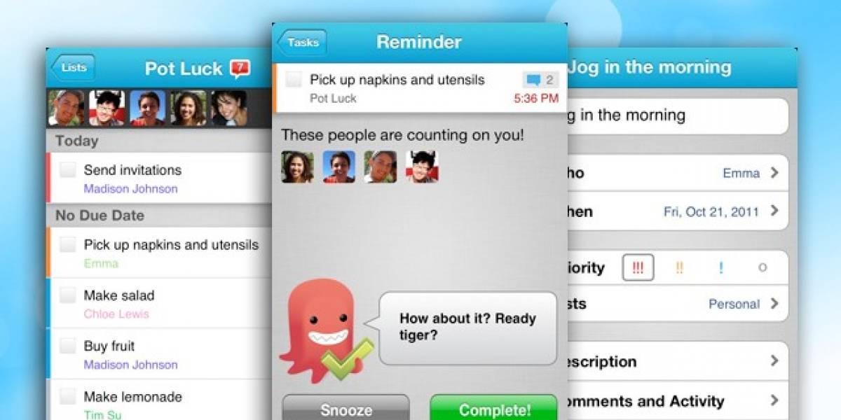 Yahoo! compra Astrid, la app para organizar tus tareas pendientes