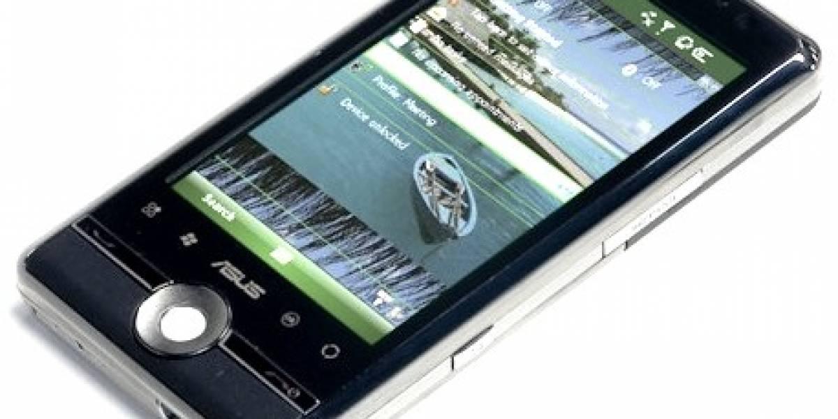 Futurología: Misterioso smartphone de Asus