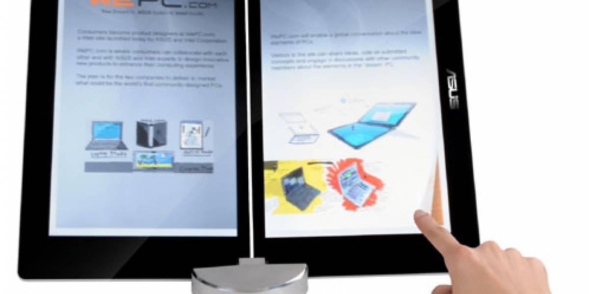 """Asus planea lanzar su propio """"Eee Reader"""""""