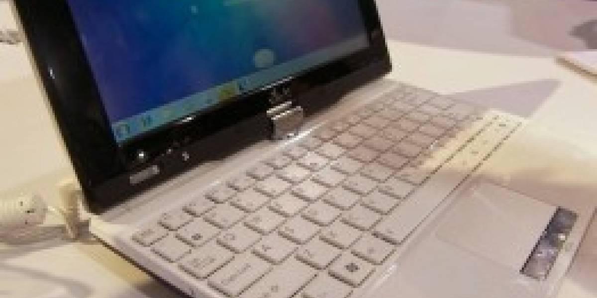 CES 2010: ASUS revela su netbook multi-touch EeePC T101MT