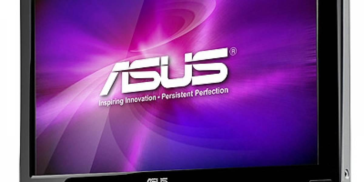 TV Monitores Serie T1: Nuevas pantallas híbridas de Asus