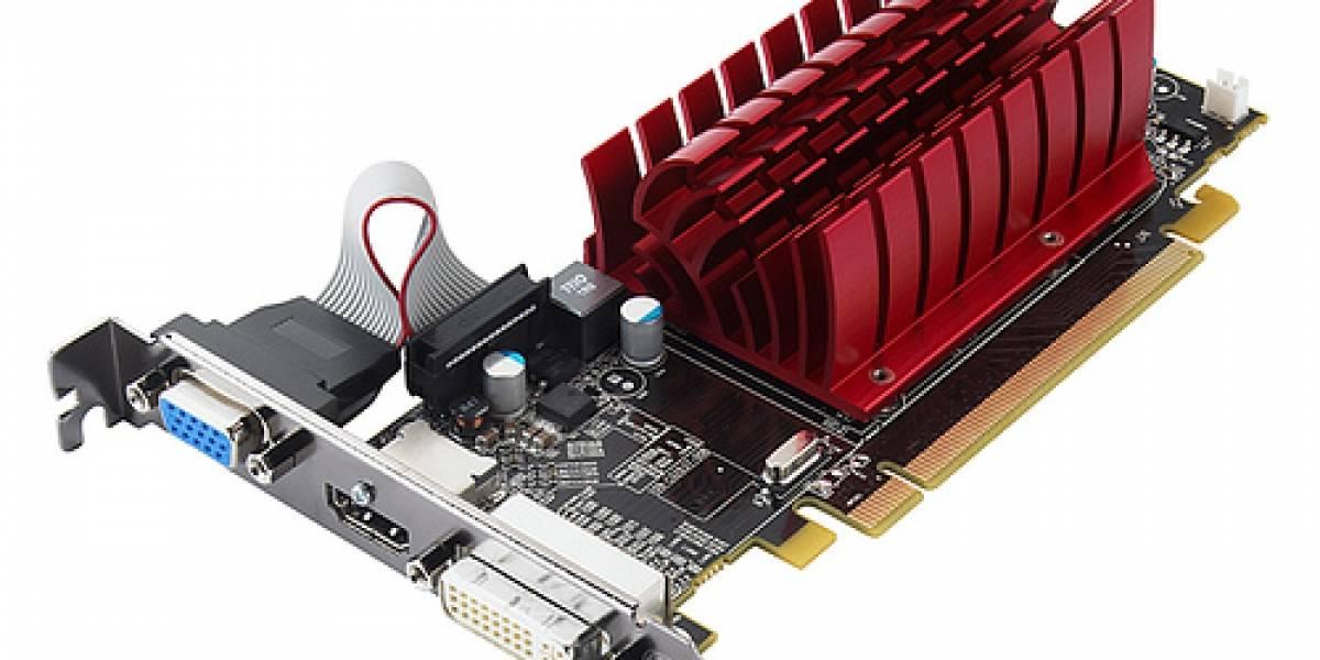 Más detalles sobre la ATI Radeon HD 5450