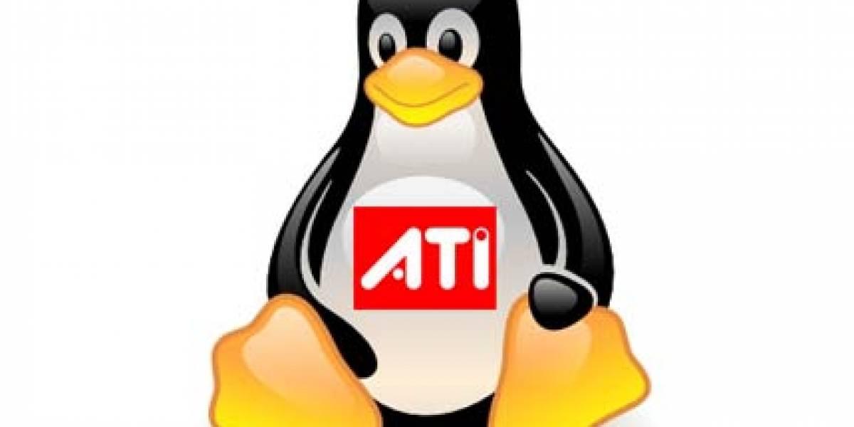ATI lanza nuevo driver 6.13.0 compatible con xf86 y X.Org