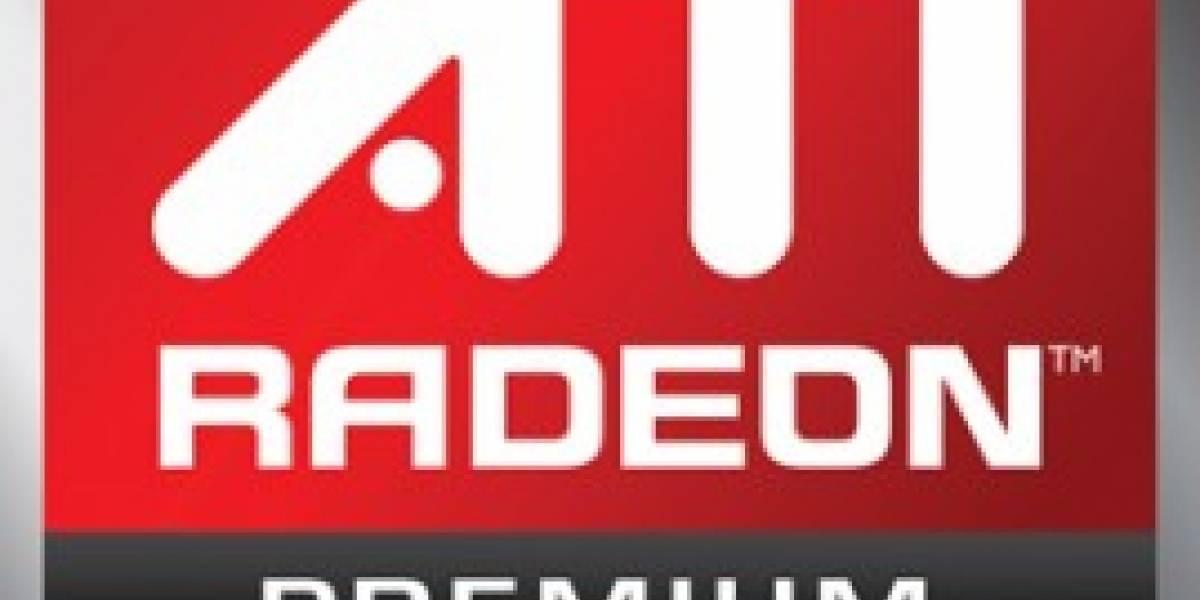 ATI Redwood listada en tiendas