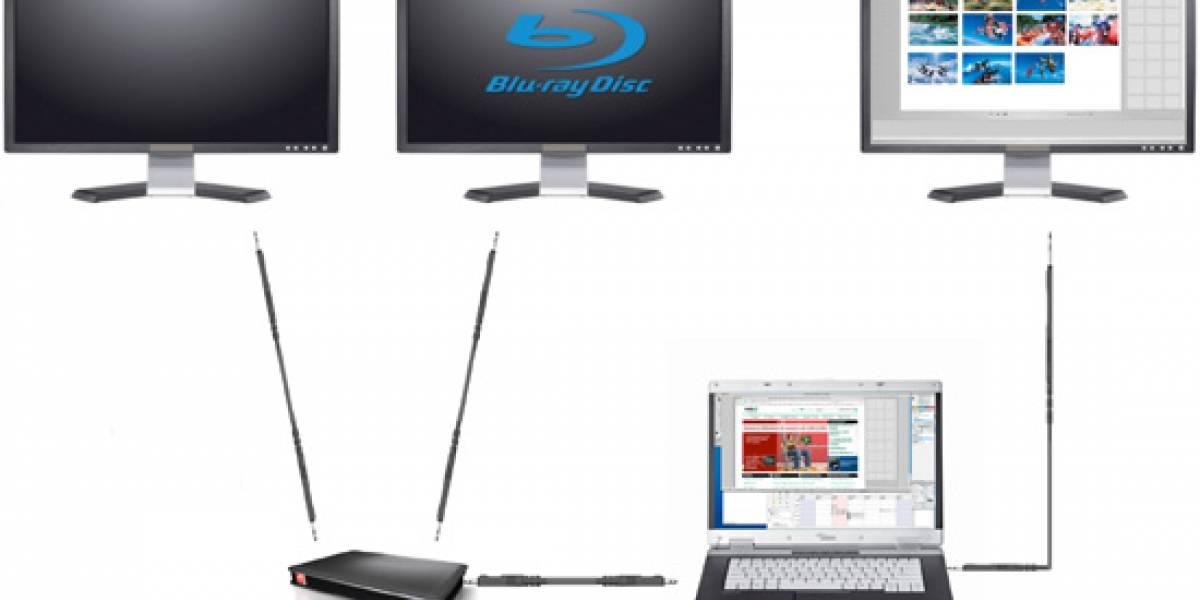 ATI XGP: El refuerzo gráfico para tu laptop