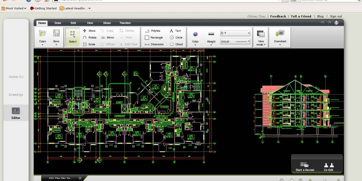 Project Butterfly: AutoCAD para todos