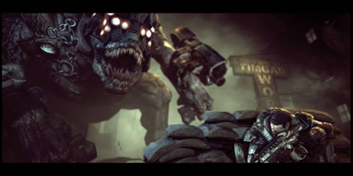 Película de Gears of War se vendría el 2010.