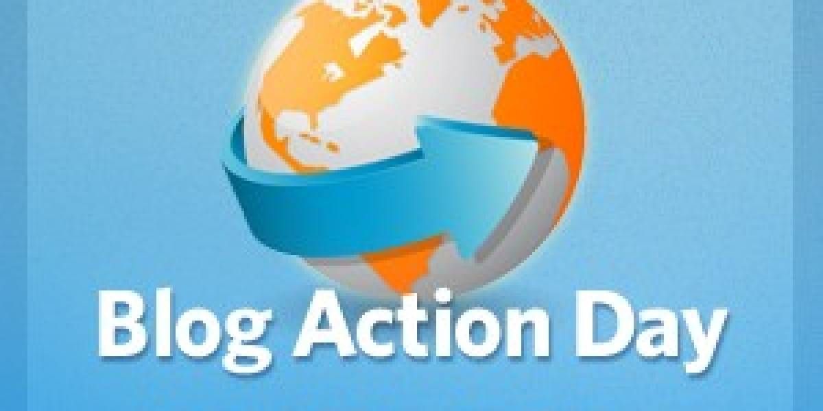 Hoy se celebra el Blog Action Day