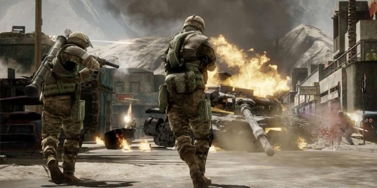 Fox planea transformar Battlefield: Bad Company en serie de televisión