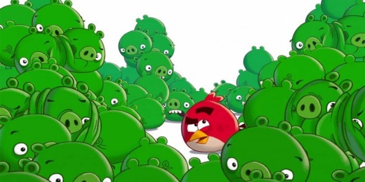 ¿Bad Piggies en Google Chrome? Cuidado, es adware