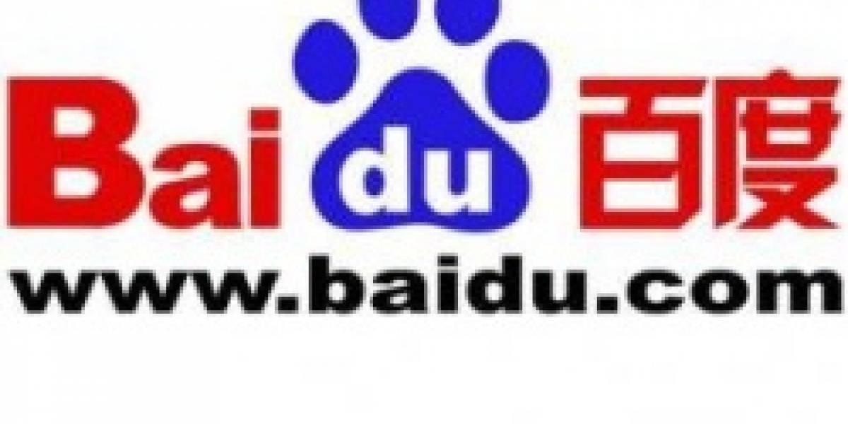 Accionistas de Baidu felices con retirada de Google